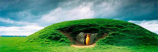 Mound of Hostages, Hill of Tara. A key site in our training.