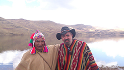 Owen Roberts and Peruvian Paqo, Don Lorenzo